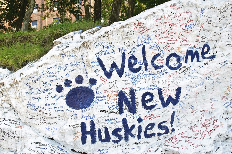 Welcome Huskies