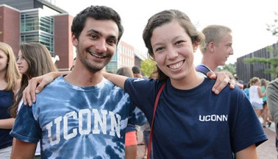 UConn First Summer Honors