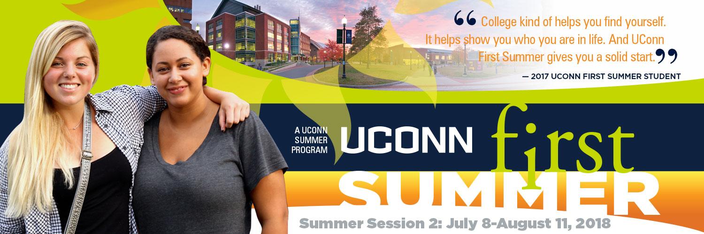 2018 UConn First Summer
