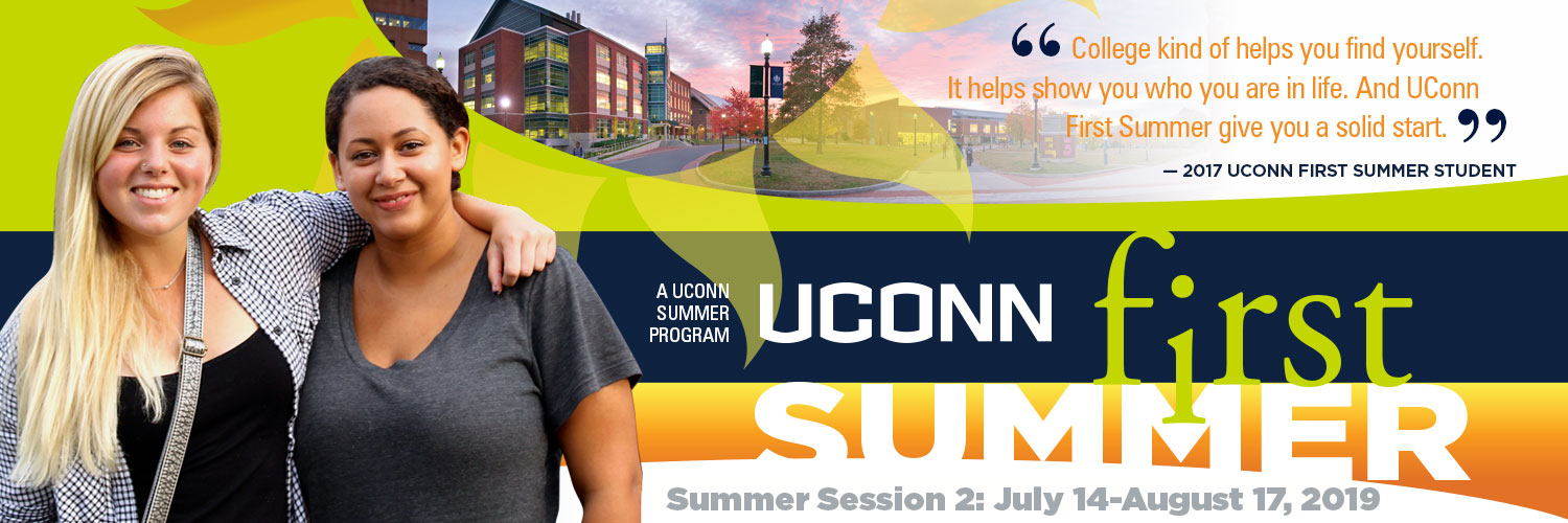 UConn First Summer