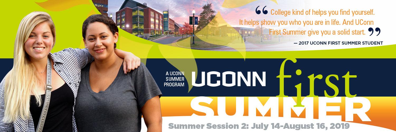 2019 UConn First Summer