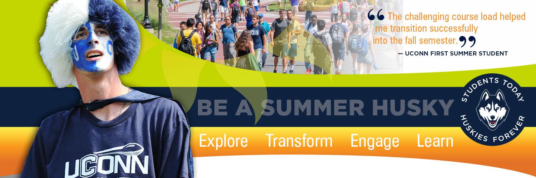 UConn First Summer